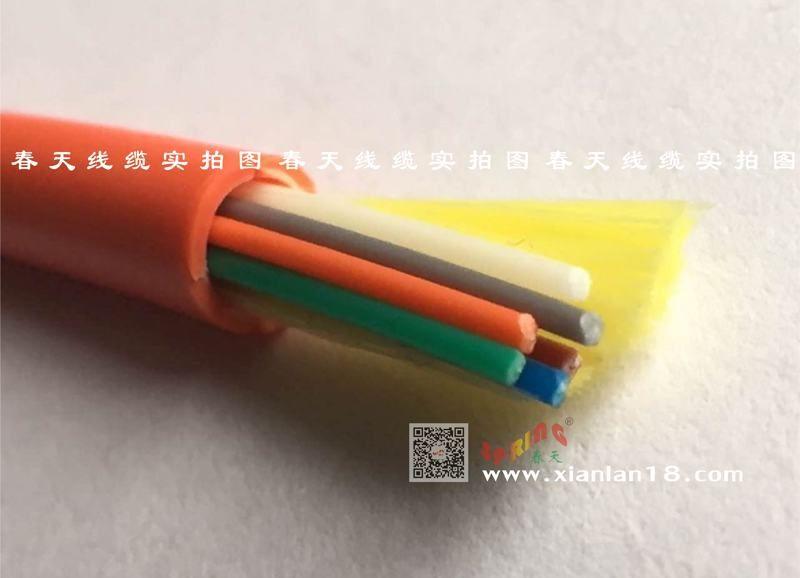 GJFJV-4B1室內4芯單模光纜(顏色可選)