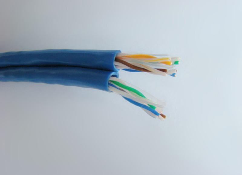 双头六类网线