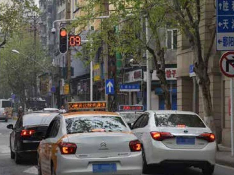 城区红绿灯提升改造